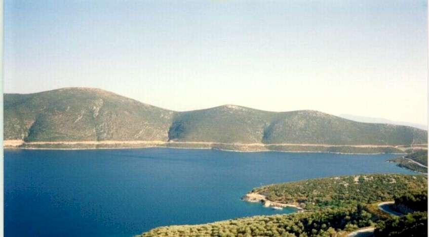 Tour delle isole Sporadi in camper