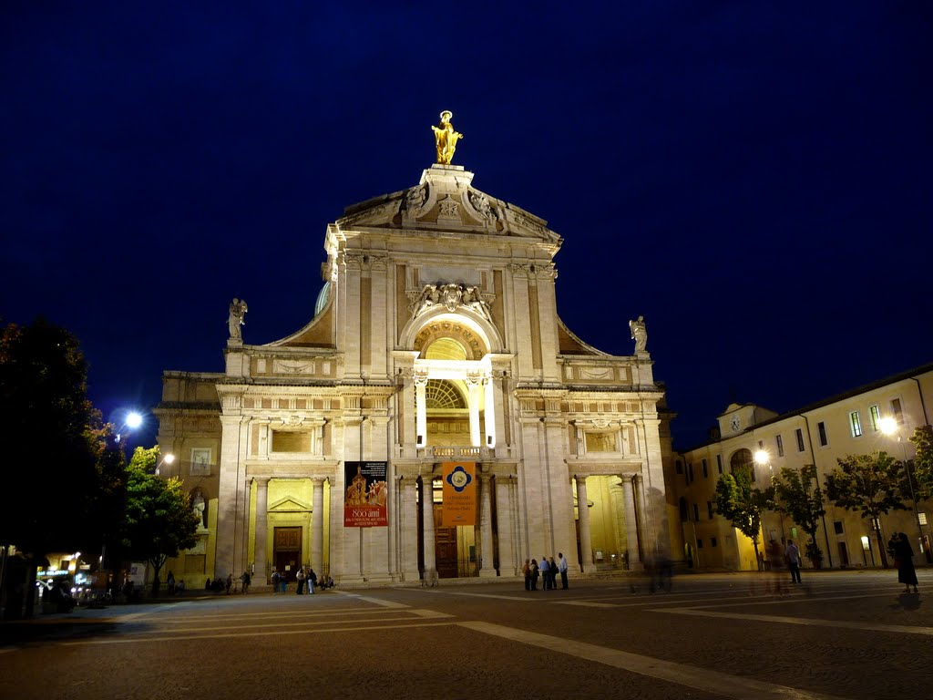 Capodanno religioso ad Assisi
