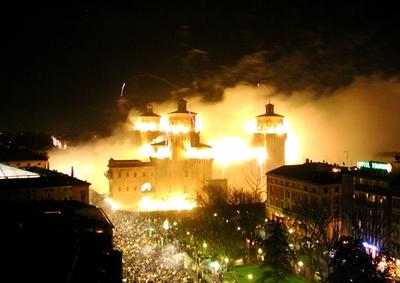 Capodanno al Castello di Ferrara