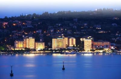 Epifania a Portorose panoramica Hotel Slovenia jpg