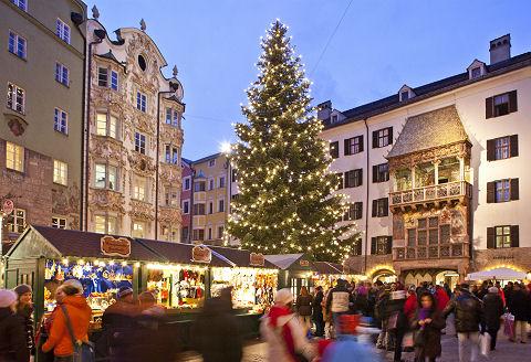 Mercatini di Natale a Innsbruck 01