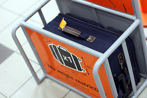 Misure bagaglio a mano Air France