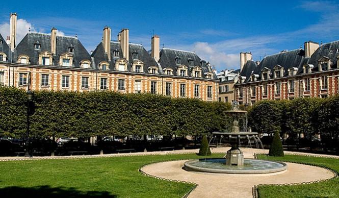 Pavillon de la Reine in Paris hotel exterior 665x388