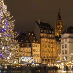 Tour fra i mercatini di Natale in Alsazia e Foresta Nera