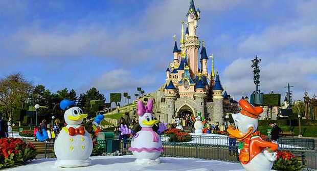 Le novità natalizie di Disneyland Paris 2015
