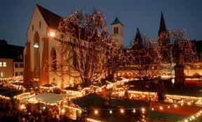 Visita ai mercatini di Natale a Colmar
