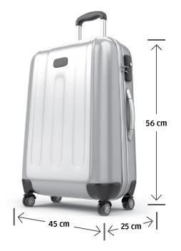 Dimensioni bagaglio a mano Finnair