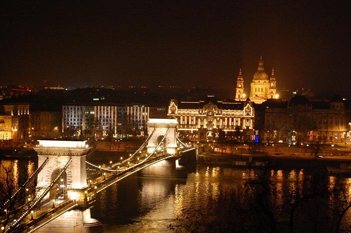 Voli low cost Budapest Capodanno