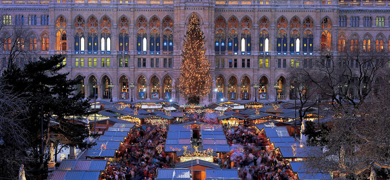 Voli low cost Vienna Capodanno