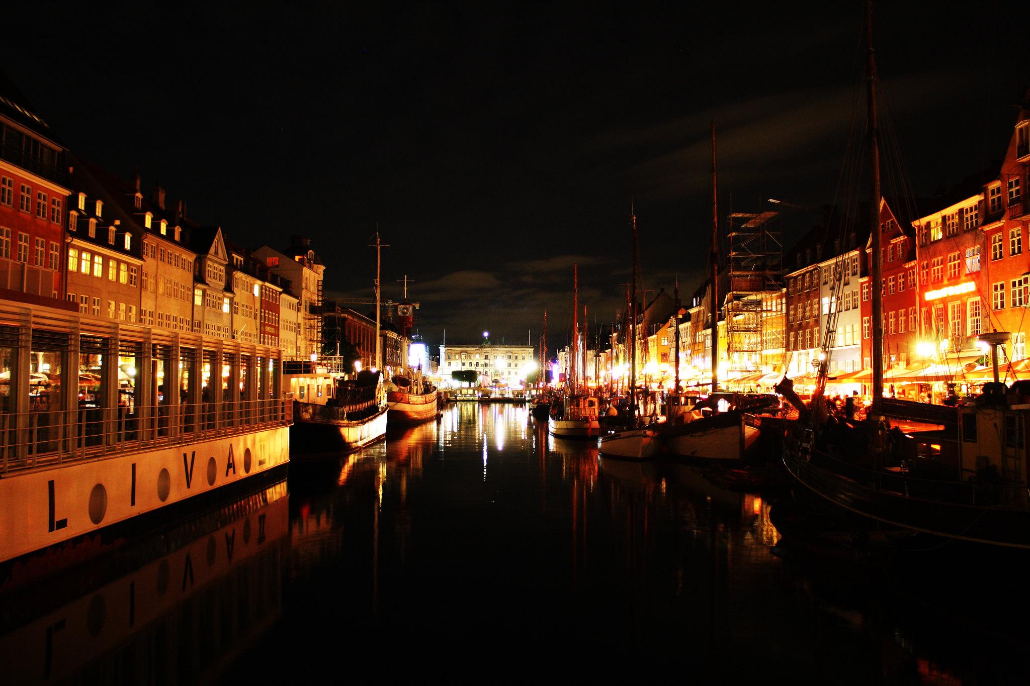 Capodanno a Copenaghen 2020