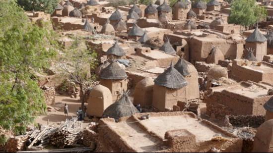 Itinerario nelle città lungo il fiume Niger in Mali