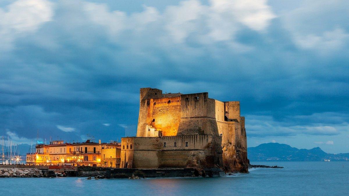 Le bellezze del Sud Italia: Napoli