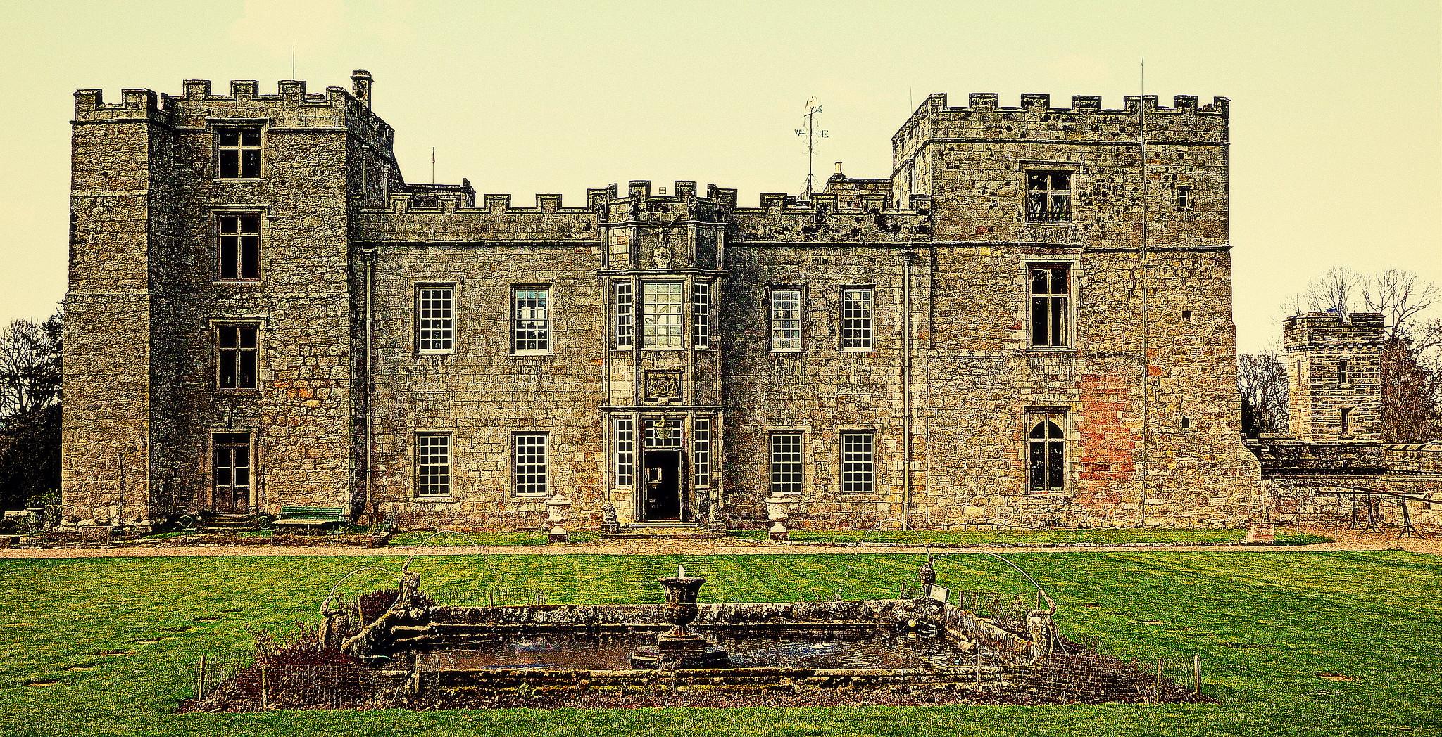 castelli inglesi infestati dai fantasmi