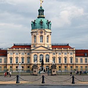 Visita a Charlottenburg