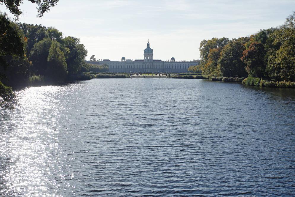 Qual è la storia del castello di Charlottenburg a Berlino?