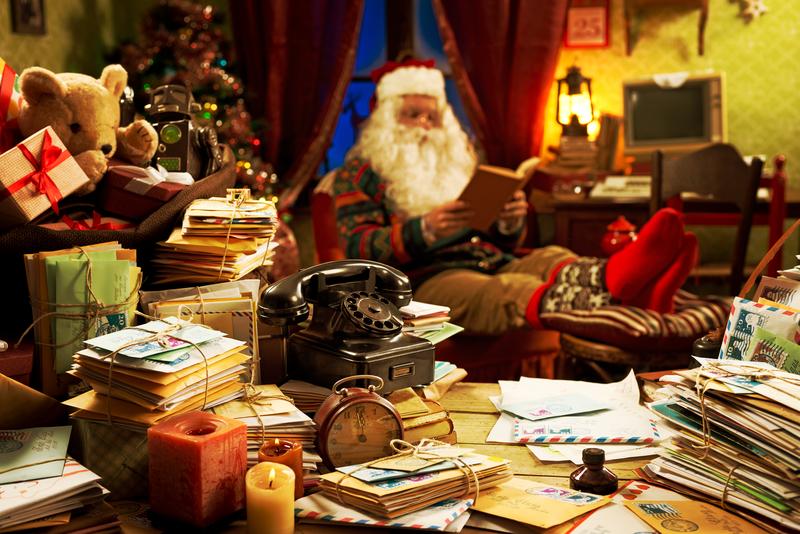 Visita al Paese di Babbo Natale a Chianciano Terme