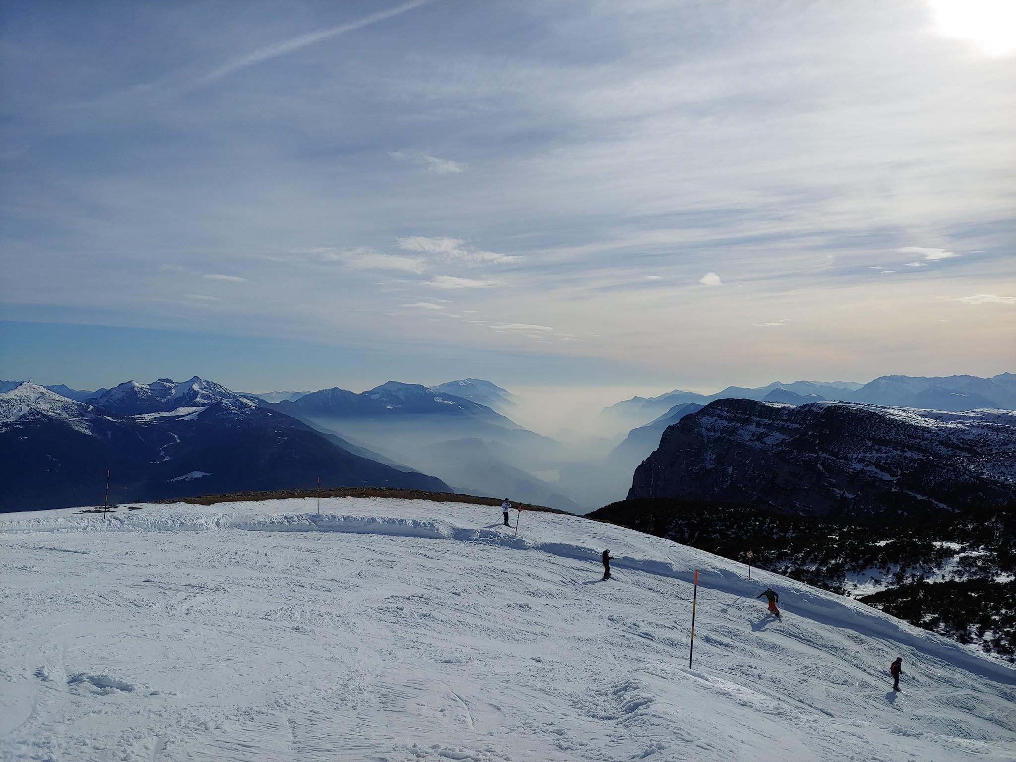 piste da sci in trentino alto adige andalo