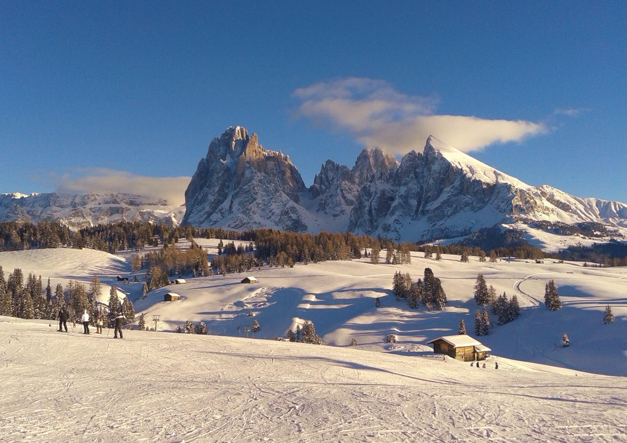 Piste da sci in Trentino Alto Adige: quali sono quelle aperte