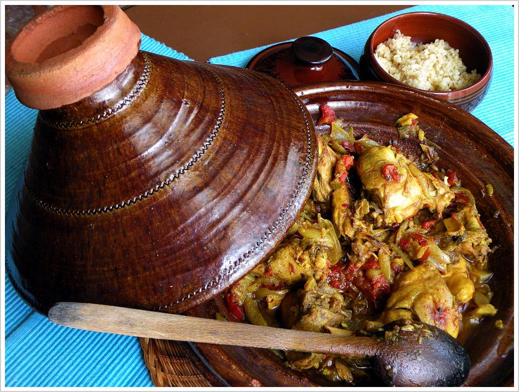 La cucina tipica della tradizione berbera