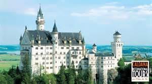 Viaggio in pullman castelli in Baviera