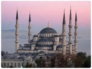 Qual è la storia della Moschea Blu?