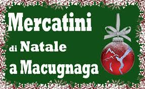 Date e orari mercatini di Natale a Macugnaga