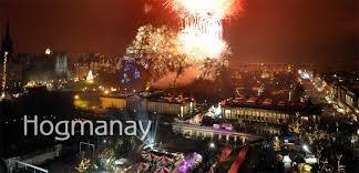 Eventi Capodanno in piazza a Edimburgo