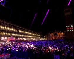 Eventi Capodanno in piazza a Venezia
