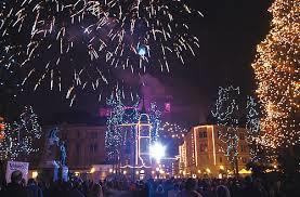 Eventi Capodanno in piazza a Lubiana