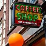 Mappa dei coffee shop di Rotterdam