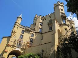 Hotel vicino al castello di Hohenschwangau in Baviera