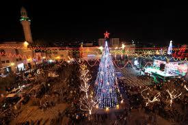 Come assistere alla messa di Natale a Betlemme