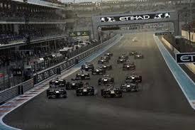 Visita al circuito di Formula1 di Yas Marina, Abu Dhabi