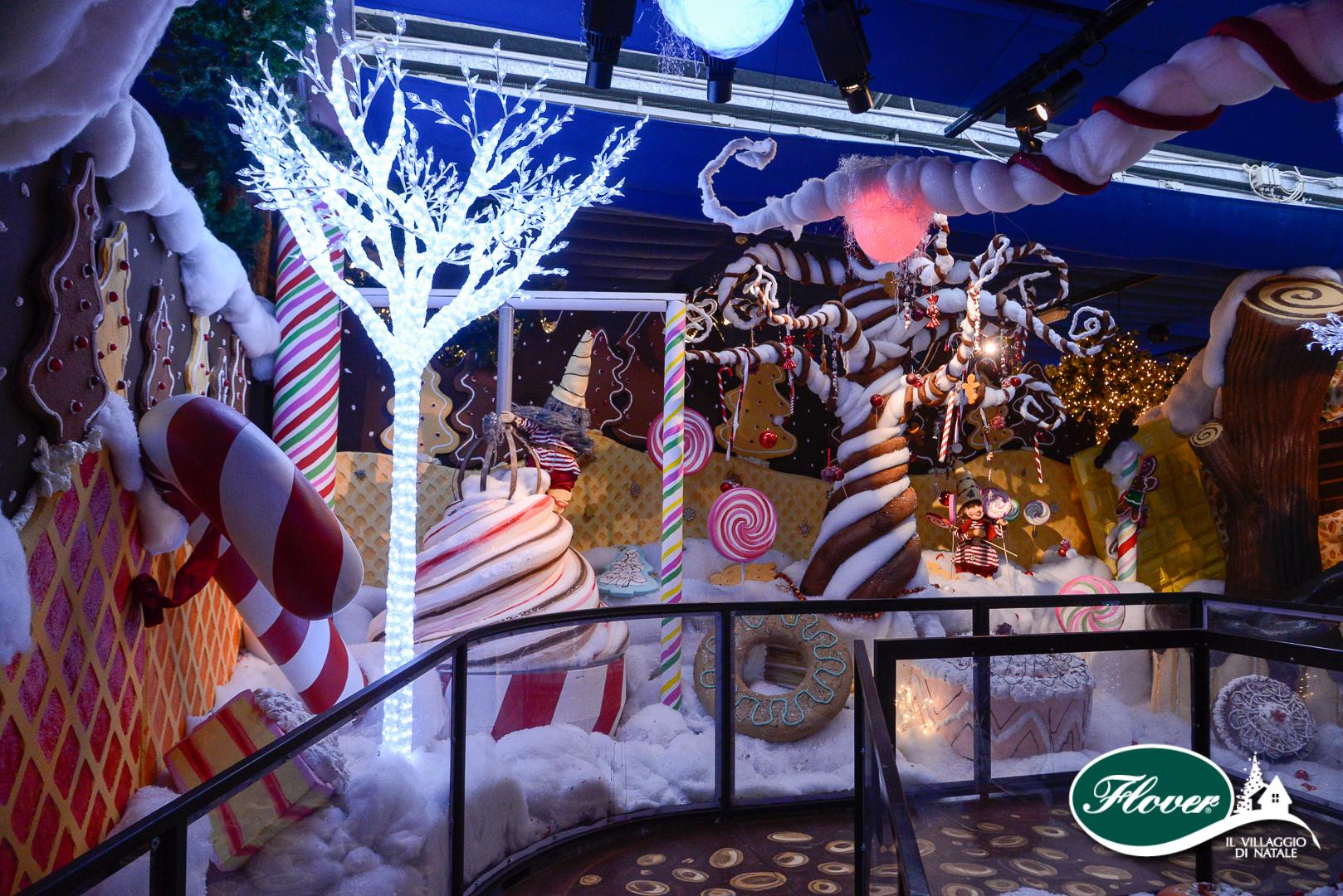 Villaggio Di Natale Bussolengo Immagini.Programma Il Villaggio Di Natale A Bussolengo A Verona