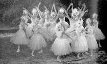 220px Snowflake Waltz NYC Ballet 1954