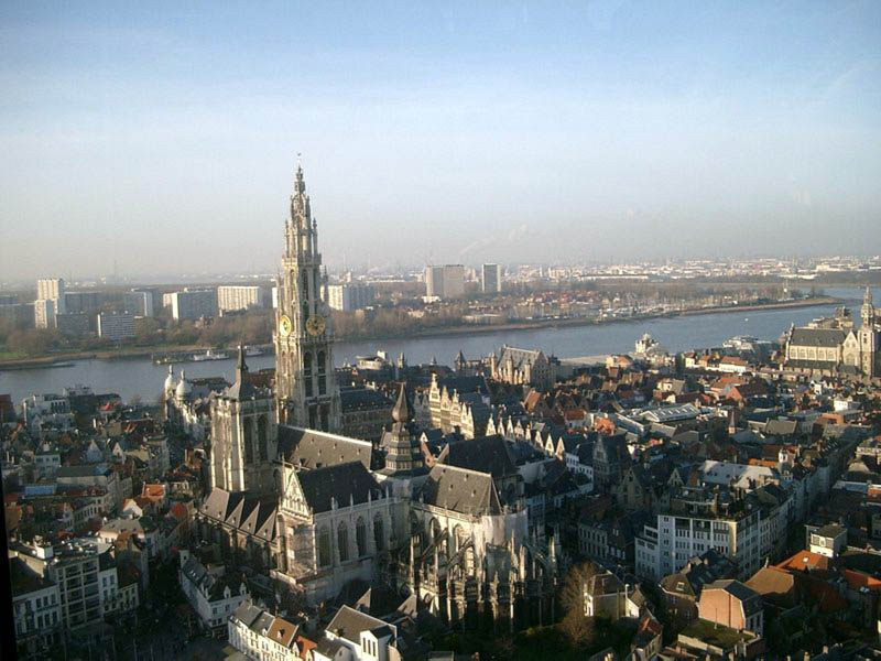 Cinque motivi per visitare Anversa nel 2015