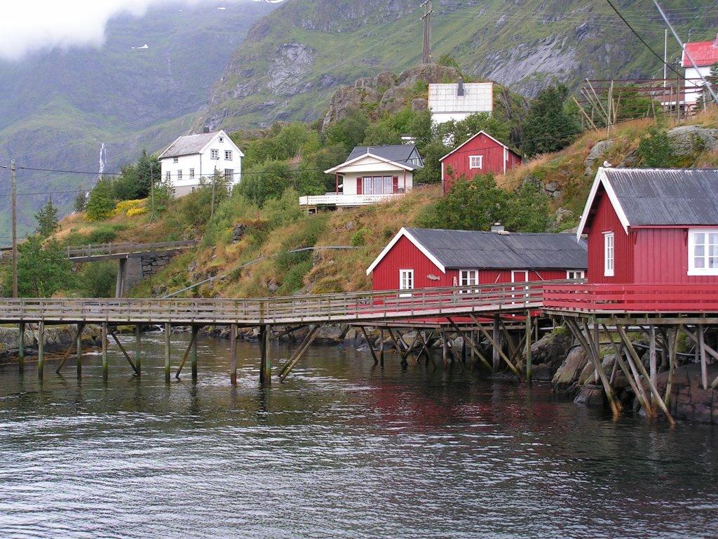 Cinque motivi per visitare la Norvegia in gennaio