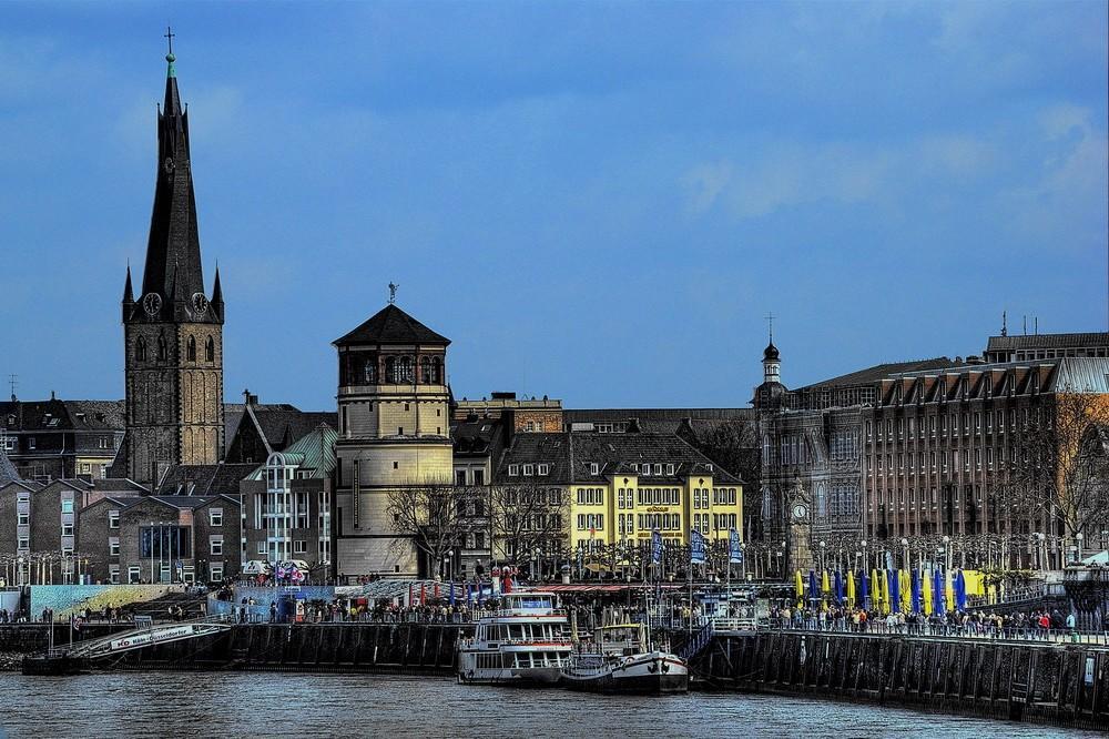 DГјsseldorf Altstadt