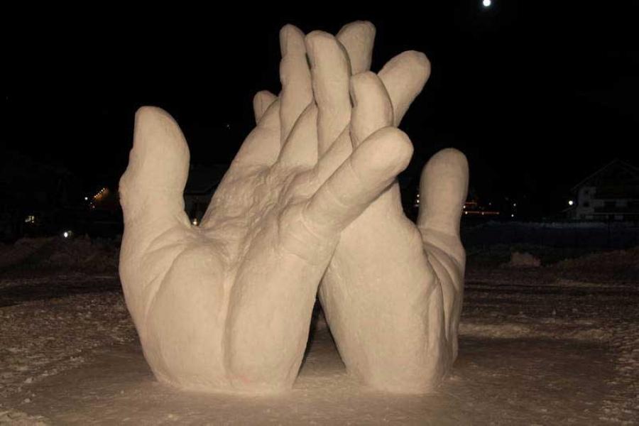 Date e programma Arte d'Inverno San Vigilio 2015