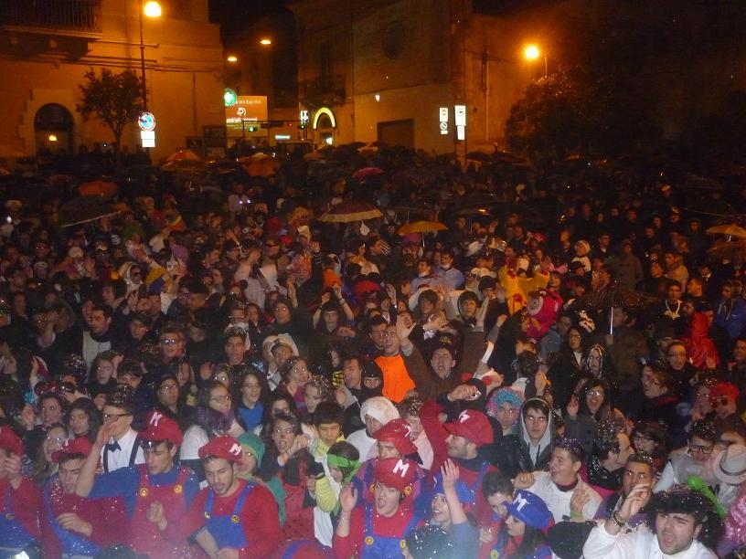 Eventi caratteristici del Carnevale di Montese 2015