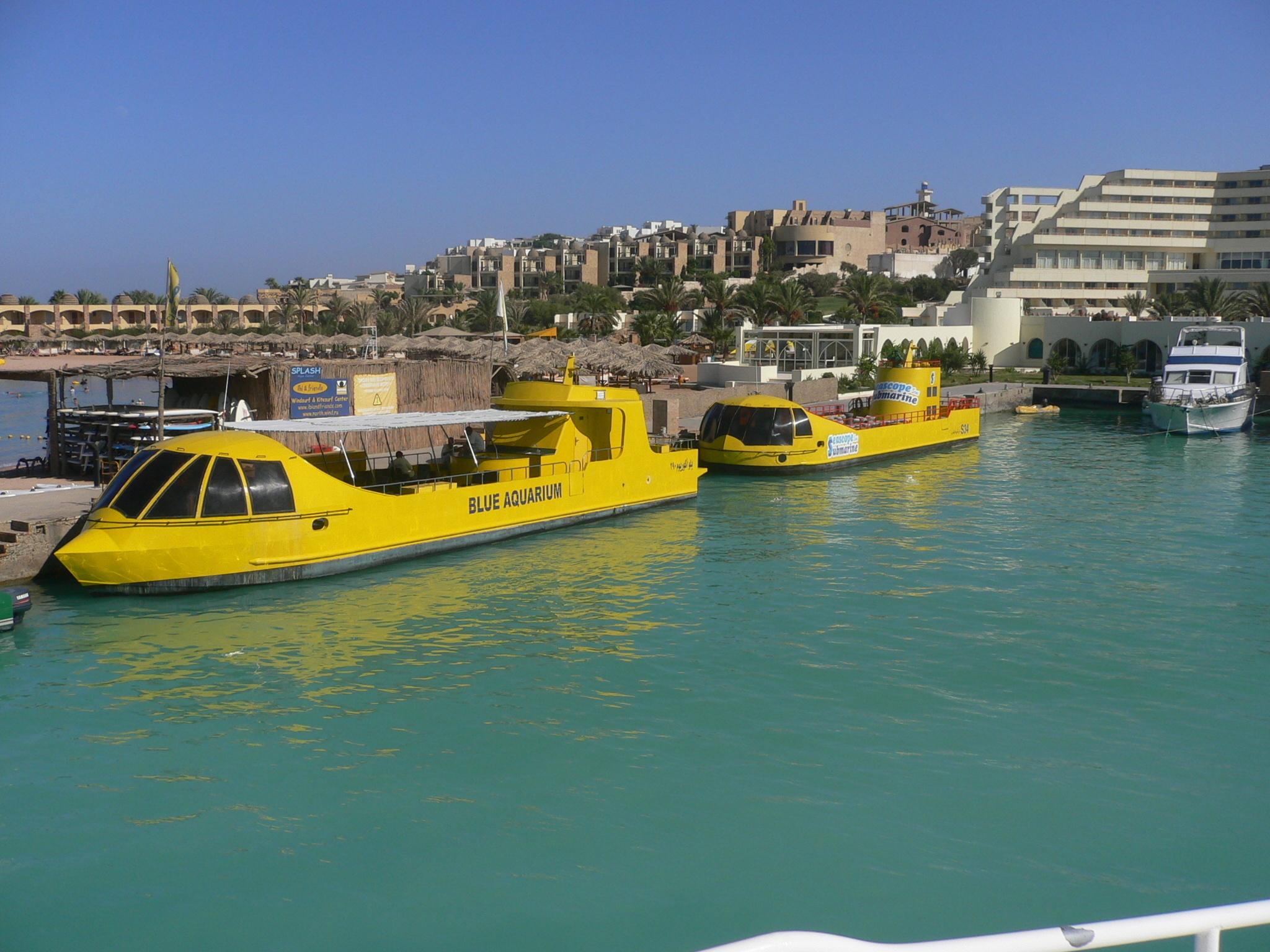 Quanto costa una guida turistica ad Hurghada