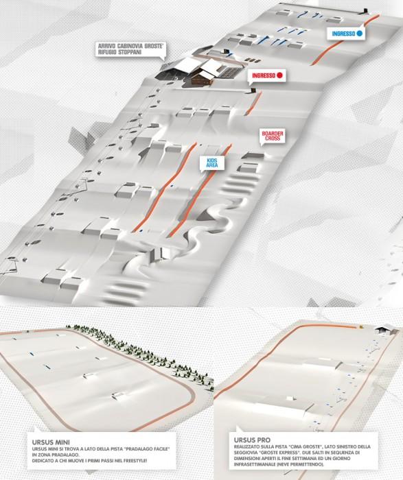 Mappa 3d Mappa910