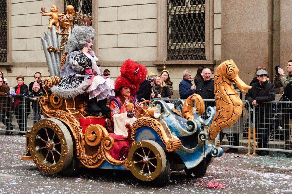 Meneghino la maschera simbolo del Carnevale Ambrosiano1