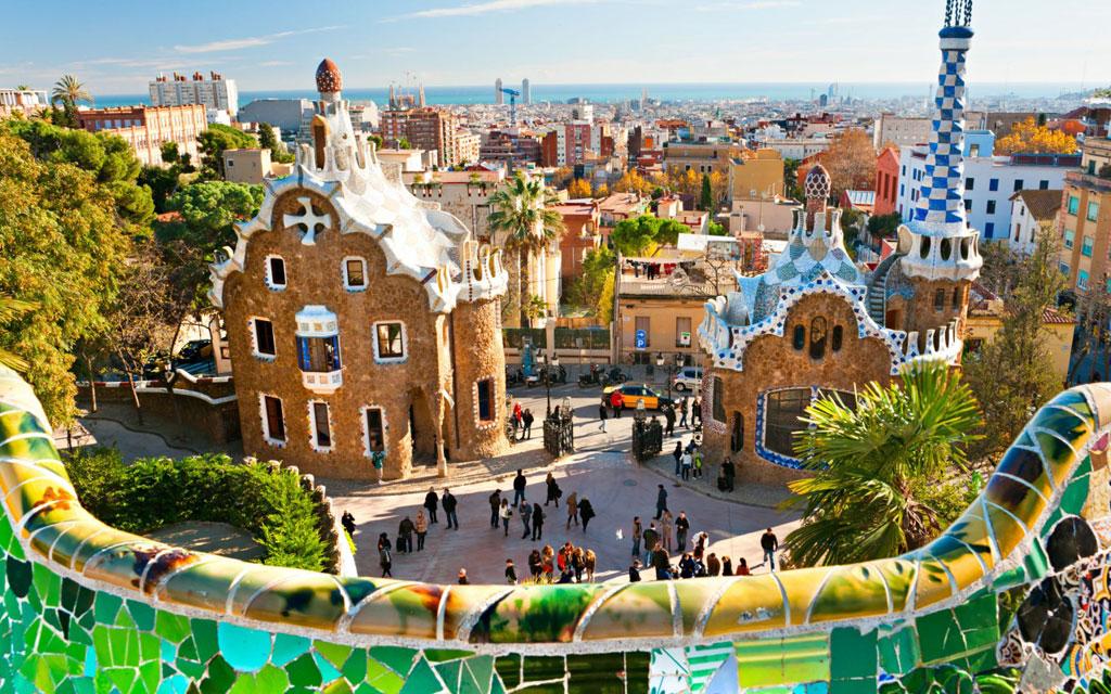 Minicrociera San Valentino a Barcellona