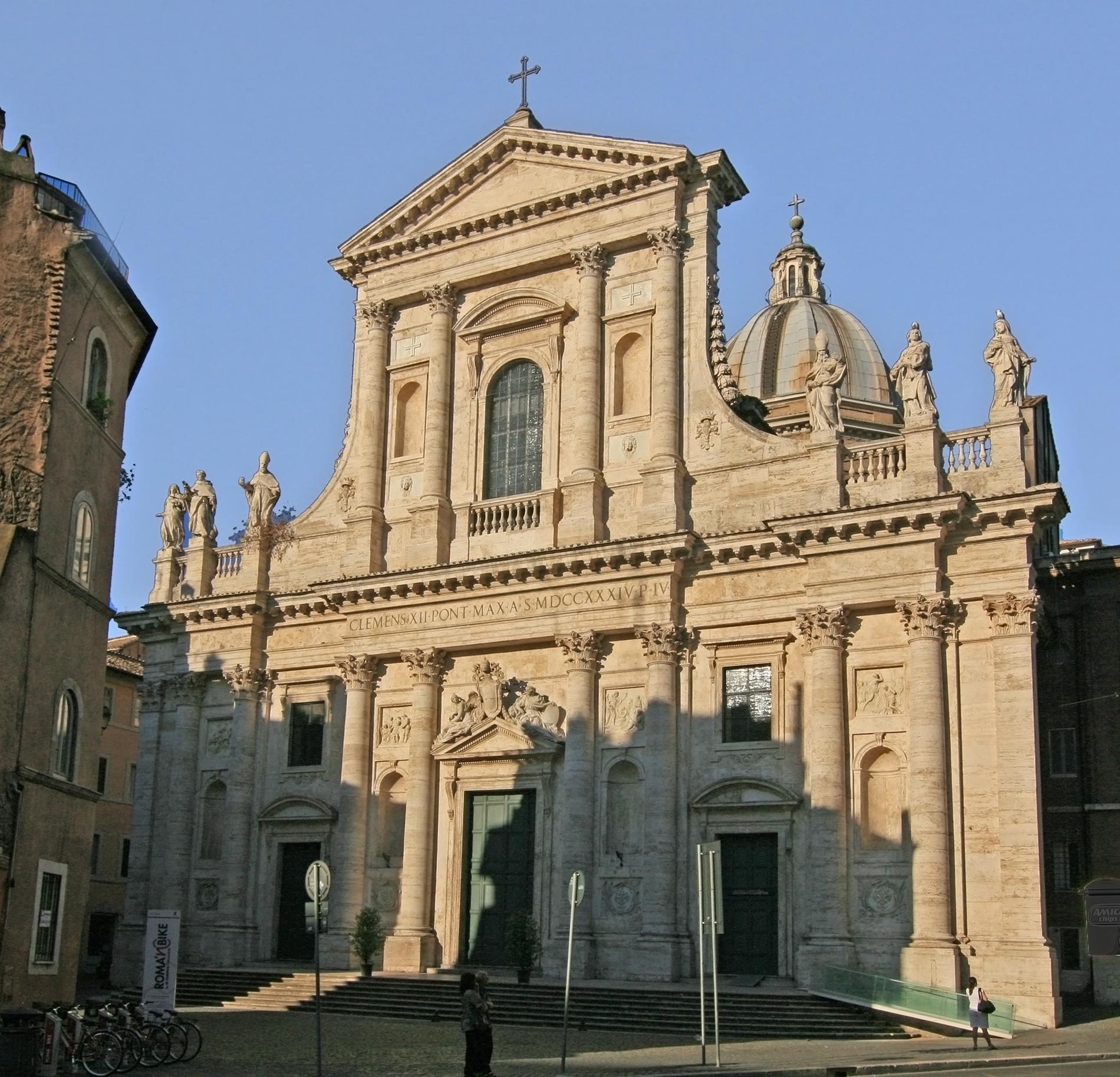 Come visitare Chiesa di San Giovanni dei Fiorentini Roma