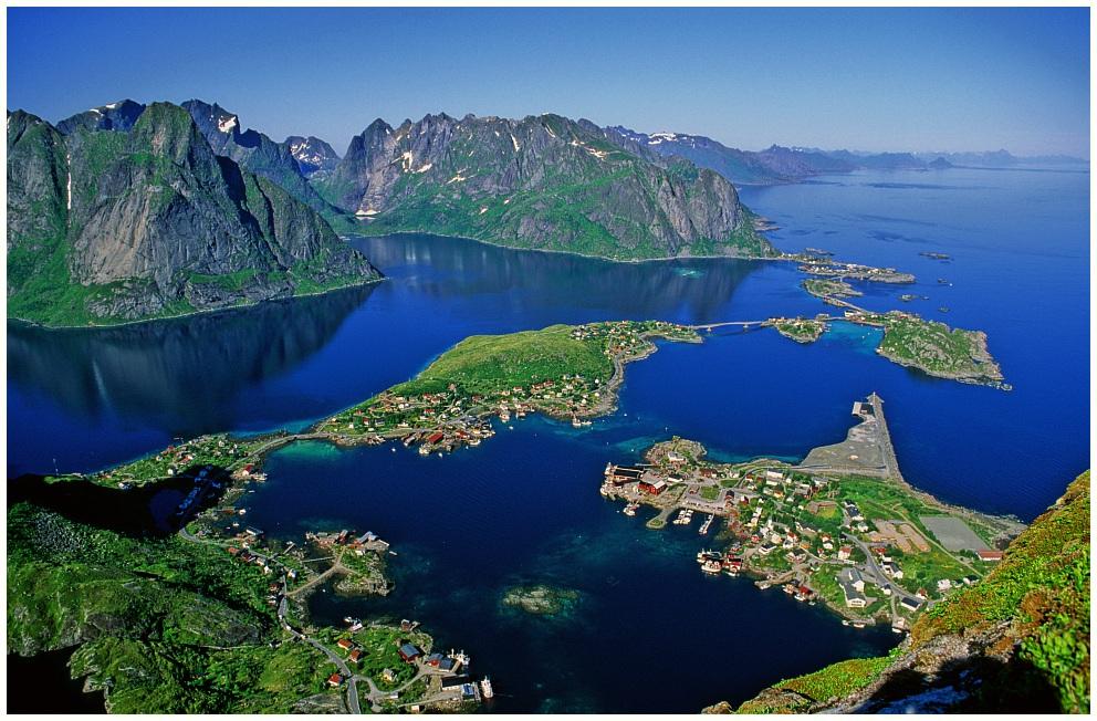 Ti amo in Norvegia