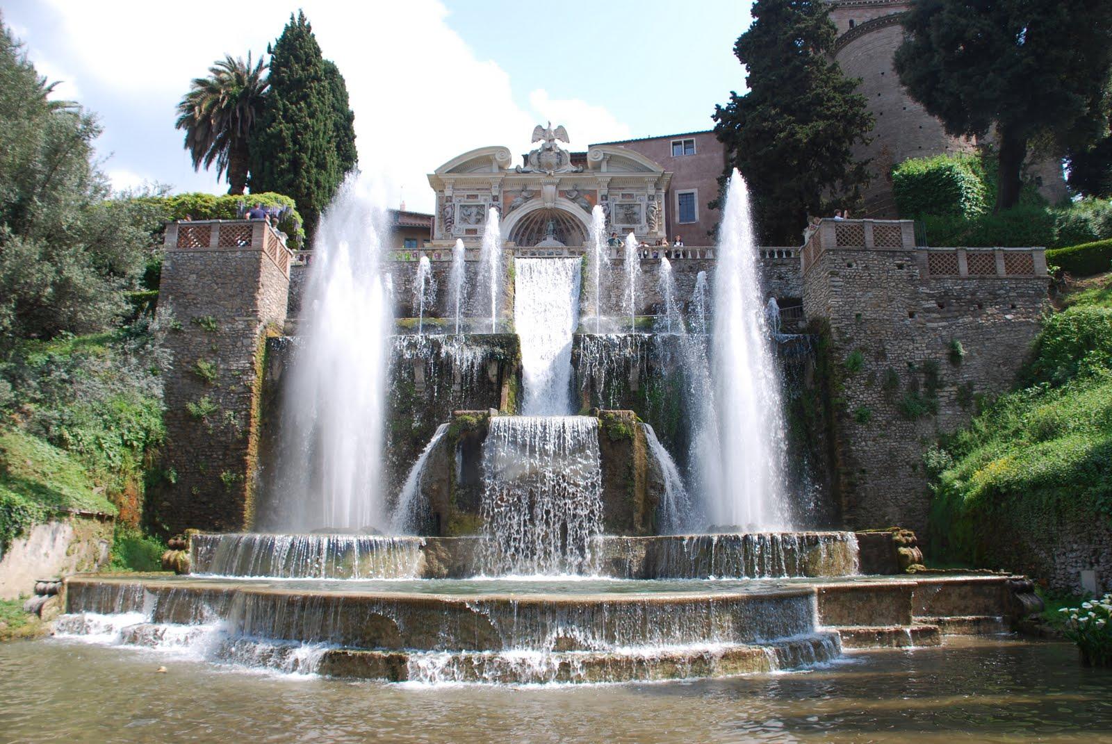 Tivoli Tour Villa deste1
