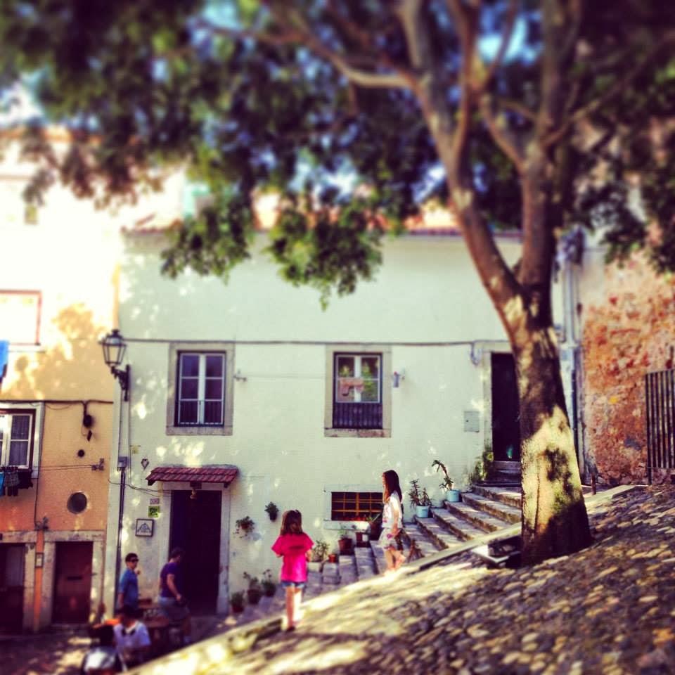 Visita al quartiere Mouraria a Lisbona