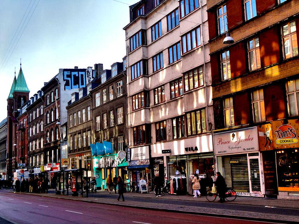 Come visitare il quartiere Norrebro a Copenaghen