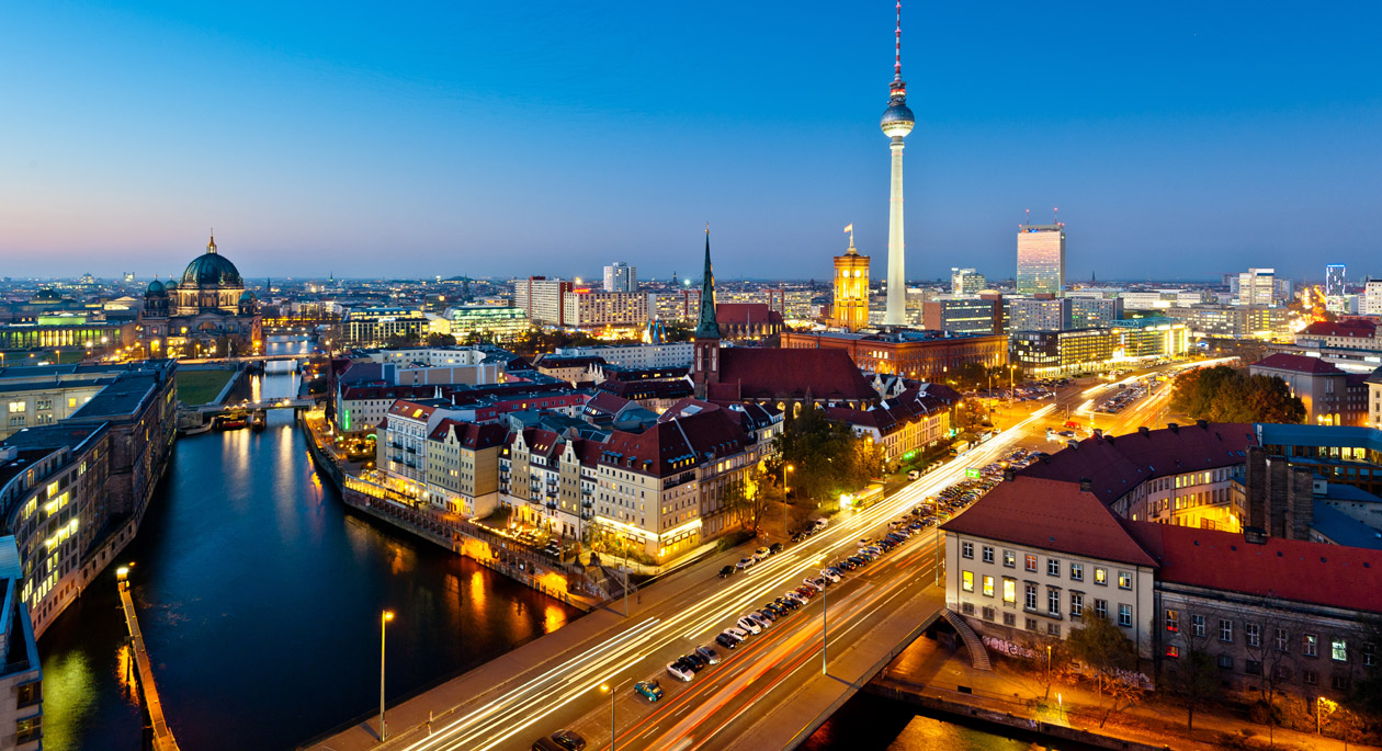 Cinque motivi per viaggio a Berlino a febbraio